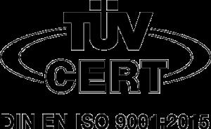 logo-tuev-cert-9001-2015